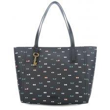 Дамска чанта FOSSIL в черен цвят, Код F272