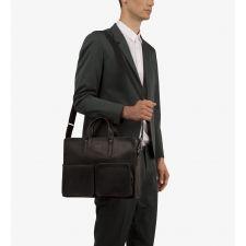 Луксозна Чанта Matt & Nat в елегантен черен цвят, Код F275