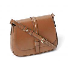 Чанта GAP, мини в стилен кафяв цвят, Код F225