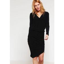 Официална рокля GESTUZ в черен цвят, Код DD0035