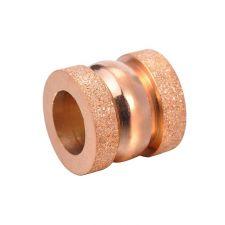 Талисман ГОРДОСТ от медицинска стомана с розово златно покритие, Код 316L V904
