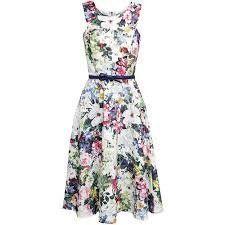 Свежа рокля PEPER DOLLS флорална, Код DD0005-PD