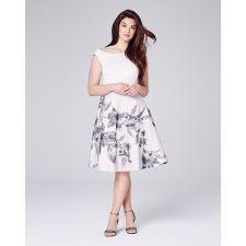 Дамска рокля COAST с флорални мотиви, Код DD0003-CO