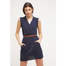 Дамска рокля MINT&BERRY цвят тъмно-син, Код DD0044