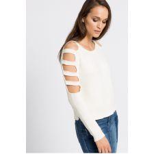 Предизвикателен пуловер NOISY MAY с оригинални акценти на ръкавите, Размер M, Код BL441