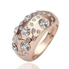 Дамски пръстен НАЙТ СКАЙ 18К розово злато - Zerga Collection, 18KG R03778