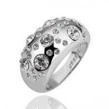 Дамски пръстен НАЙТ СКАЙ от Zerga Brand, 18KG R09878
