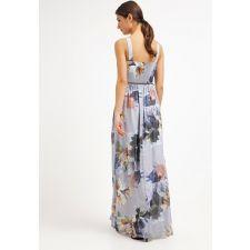 Приказна дълга рокля LITTLE MISTRESS с флорални мотиви, Размер M, Код DD123