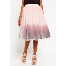 Дамска пола пачка MINT&BERRY розово-лилав цвят, Размер M-L,  Код SK0002