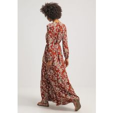 Ежедневна дълга рокля MINT&BERRY на цветя,Размер S/M, Код DD0098