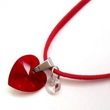 Колие, Чоукър или Гривна МАРТЕНИЦА SWAROVSKI® Crystals HEART, Код PR N626