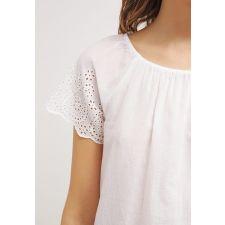 Дамска блуза MORE&MORE с бродерия, Код BL0049