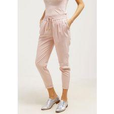 Свободен панталон MORGAN с ластик в цвят праскова, Размер XS-S, Код TT0007