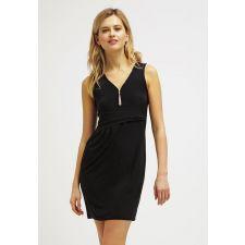 Официална дамска рокля MORGAN в черно, Код DD0041