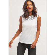 Дамска блуза MORGAN с орнаменти от капси на деколтето, Размер L, Код BL0100