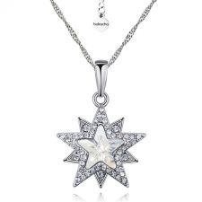 Колие ASTRA със SWAROVSKI® Crystals, ZERGA BRAND, Код ZG N553