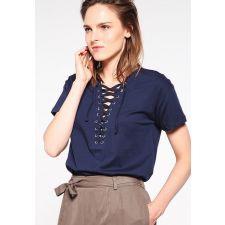 Дамска блуза NOISY MAY с къс ръкав, Код BL0039