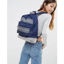 Спортна чанта / раница Mi-Pac в синьо сив цвят, Код F261