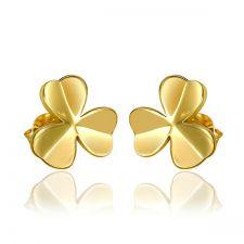 Обeци ДЕТЕЛИНИ, 18К жълто злато, колекция Zerga Brand, Код 18KG E91710-A
