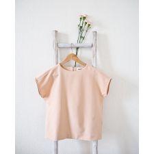 Дамска блуза ANECDOTE с екставагантен гръб, Код BL0055