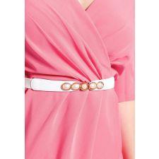 Официална рокля PAPER DOLLS розов цвят, Код DD0058