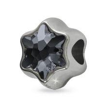 Талисман ПАДАЩА ЗВЕЗДА от Swarovski® Pave Beads, Код PR V104