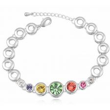Гривна SWAROVSKI® COLORFUL TUNE, Код PR B004A