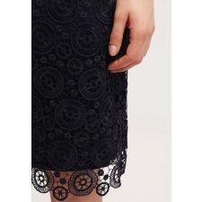 Елегантна рокля S. OLIVER с дантела в тъмносин цвят, Размер XL, Код DD0149