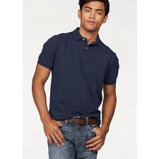 Eжедневна тениска с яка s.Oliver с къс ръкав, Размер L, Код BL349