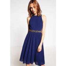 Официална рокля TFNC LONDON  в тъмно син цвят, Код DD0077