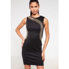 Официална рокля TFNC LONDON  с кристали, Размер L-XL, Код DD0111