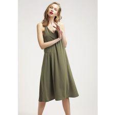 Дамска рокля TOPSHOP с гол гръб и презрамки, зелена, Код DD0040