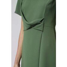 Къса дамска рокля TOPSHOP зелена, Код DD0016-TS