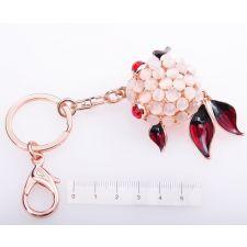 Ключодържател РИБА, Аксесоар за Чанта Колекция UB Boutique #UB K022