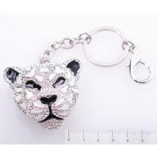 Ключодържател ЛЕОПАРД, Аксесоар за Чанта Колекция UB Boutique #UB K033