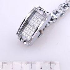 Дамски Ръчен Часовник AOYI, кварцов механизъм, цвят Сребро, колекция UB Бутик, Код UB W019