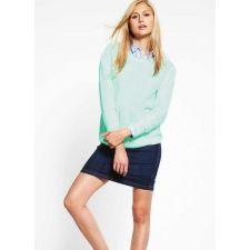 d4588b808b3 ... Плетен пуловер ZALANDO в цвят мента, Размер L, Код BL440