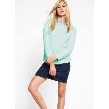Плетен пуловер ZALANDO в цвят мента, Размер L, Код BL440