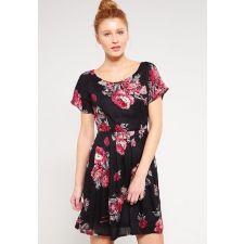 Къса ежедневна рокля VILA с флорални мотиви, Код DD0047