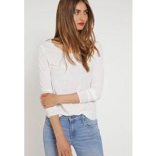 Спортно-елегантна блуза VERO MODA в нежно бяло, Размер M,  Код BL0089