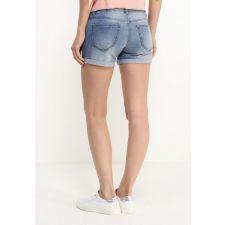 Къси дънкови панталони VERO MODA с протрити ефекти, Размер M, Код JJ0014