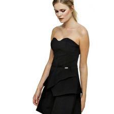 Стилна блуза GUESS в черно, Размер XS, Код BL0076