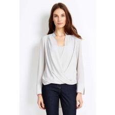 Елегантна блуза WALLIS с дълъг ръкав, Код BL0019
