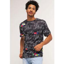 Атрактивна тениска YOUR TURN с къс ръкав, Размер M, Код BL315