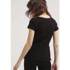 Елегантна дамска тениска ZALANDO с къс ръкав, Размер XXL, Код BL0081