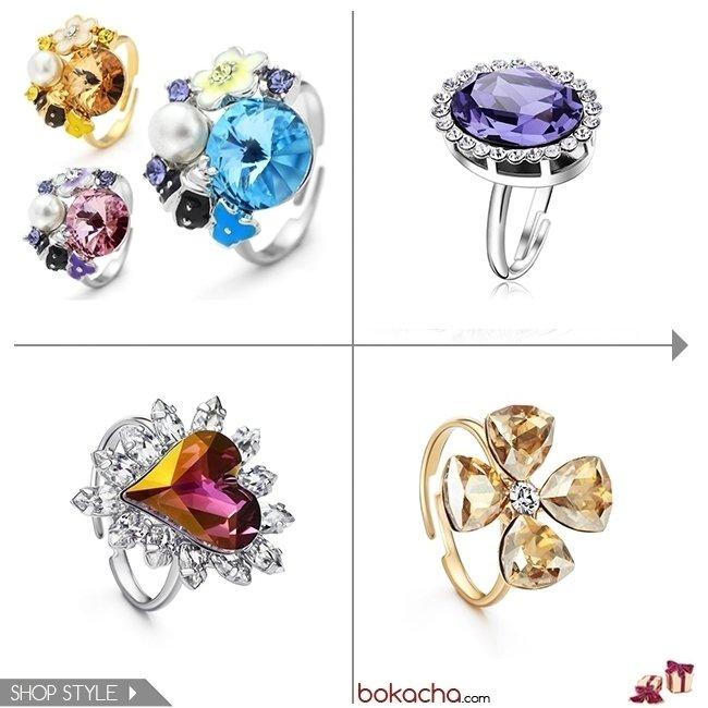 Разноцветни пръстени за теб